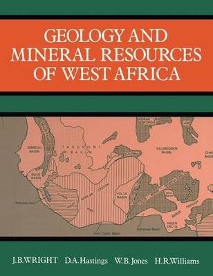 Geology and Mineral Resources of West Africa (BOK)