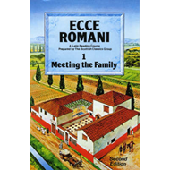 Ecce Romani Book 1. Meeting the Family 2nd Edition (BOK)