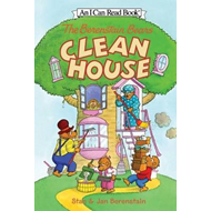 The Berenstain Bears Clean House (BOK)