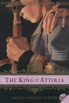 King of Attolia (BOK)