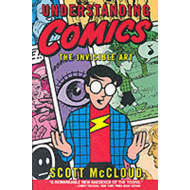 Understanding Comics: The Invisible Art (BOK)
