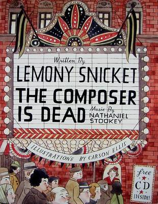 The Composer is Dead (BOK)