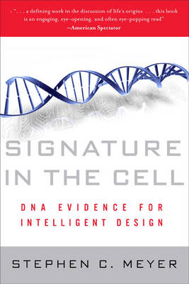 Signature in the Cell (BOK)