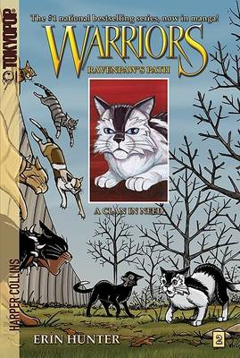Warriors: No. 2: Ravenpaw's Path: A Clan in Need (BOK)
