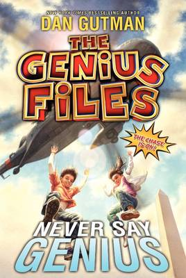 Genius Files #2: Never Say Genius (BOK)