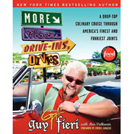 More Diners, Drive-Ins and Dives (BOK)