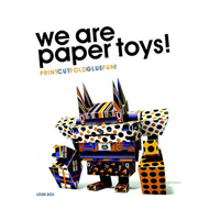 We are Paper Toys (BOK)