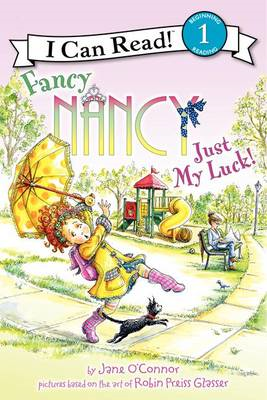 Fancy Nancy: Just My Luck! (BOK)