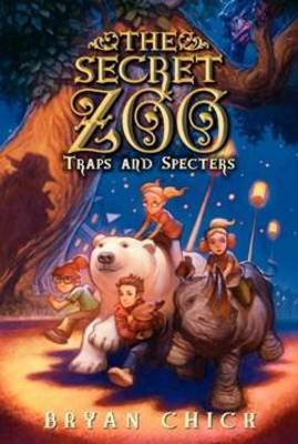 Secret Zoo: The Traps and Specters (BOK)