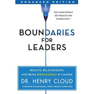 Boundaries for Leaders: Take Charge of Your Business, Your Team, and Your Life (BOK)