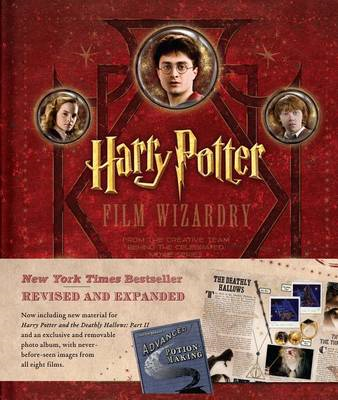 Harry Potter Film Wizardry (BOK)