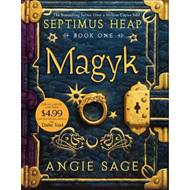 Septimus Heap, Book One: Magyk Special Edition (BOK)