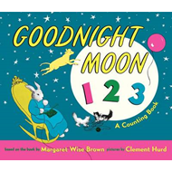 Goodnight Moon 123 Padded Board Book (BOK)