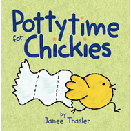 Pottytime for Chickies (BOK)