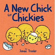 New Chick for Chickies (BOK)