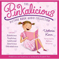 Pinkalicious Picture Book Audio Collection (BOK)
