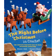 Night Before Christmas in Crochet (BOK)