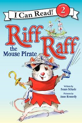 Riff Raff the Mouse Pirate (BOK)