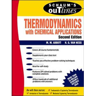 Schaum's Outline of Thermodynamics with Chemical Applications (BOK)
