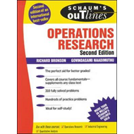 Schaum's Outline of Operations Research (BOK)
