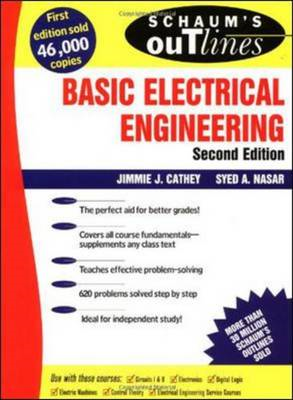Schaum's Outline of Basic Electrical Engineering (BOK)