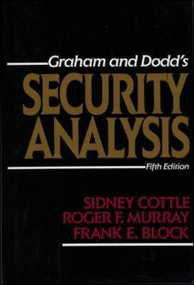 Security Analysis (BOK)