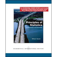 Principles of Statistics for Engineers and Scientists (BOK)