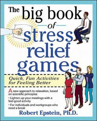 Big Book of Stress Relief Games (BOK)