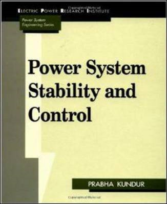 Power System Stability and Control (BOK)