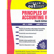 Schaum's Outline of Principles of Accounting: Pt. 2 (BOK)