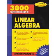 3,000 Solved Problems in Linear Algebra (BOK)
