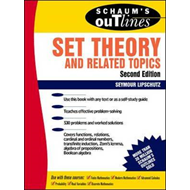 Schaum's Outline of Theory and Problems of Set Theory and Re (BOK)