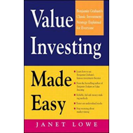 Value Investing Made Easy: Benjamin Graham's Classic Investment Strategy Explained for Everyone (BOK)