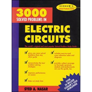 3,000 Solved Problems in Electrical Circuits (BOK)