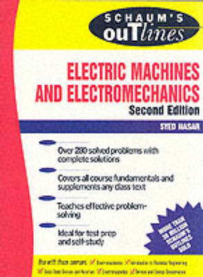 Schaum's Outline of Theory and Problems of Electric Machines and Electromechanics (BOK)