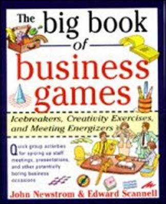 Big Book of Business Games (BOK)