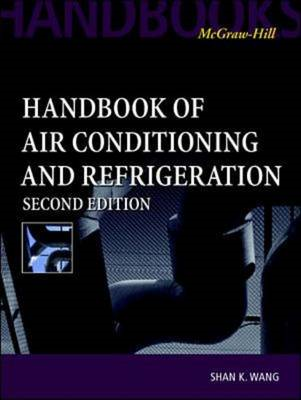 Handbook of Air Conditioning and Refrigeration (BOK)