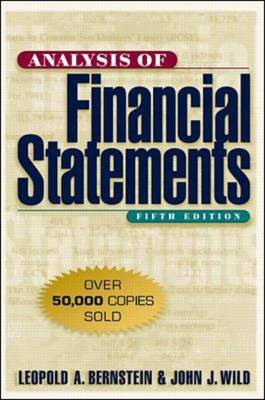 Analysis of Financial Statements (BOK)