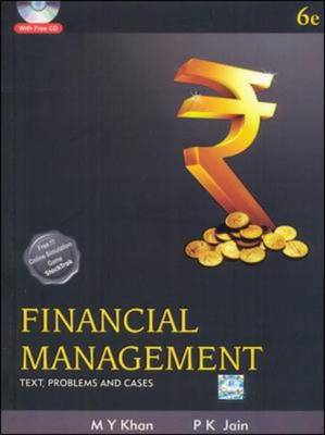 Financial Management: Text, Problems and Cases (BOK)