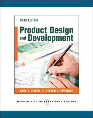 Product Design and Development (Int'l Ed) (BOK)