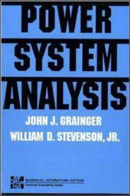 Power Systems Analysis (BOK)