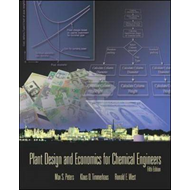 Plant Design and Economics for Chemical Engineers (BOK)