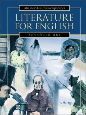 Literature for English: Advanced One Student Text (BOK)