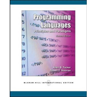 Programming Languages: Principles and Paradigms (BOK)