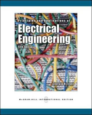 Principles and Applications of Electrical Engineering (BOK)
