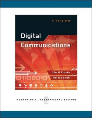 Digital Communications (Int'l Ed) (BOK)