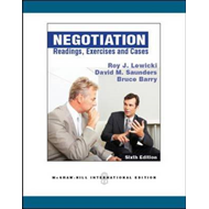 Negotiation: Readings, Exercises and Cases (BOK)