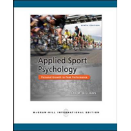 Applied Sport Psychology: Personal Growth to Peak Performance (BOK)