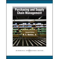 Purchasing and Supply Chain Management (BOK)