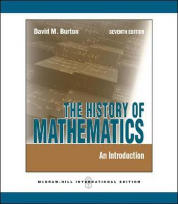 The History of Mathematics: An Introduction (BOK)